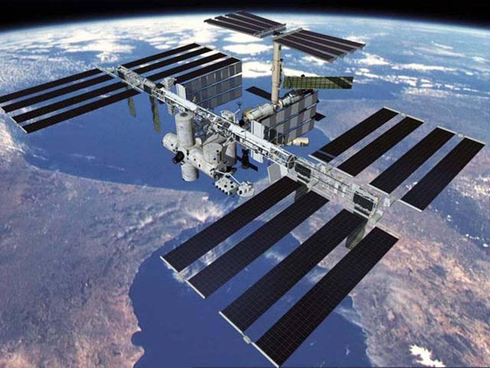 ISS - International Space Station - NASA - Orbit