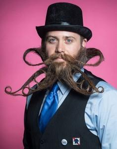 Chad Roberts - Amazing Beard - Aerofoil