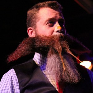 Chad Roberts - Amazing Beard - Bald Eagle