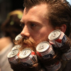 Chad Roberts - Amazing Beard - Beer Holder