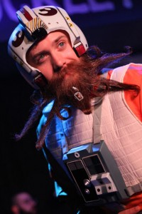Chad Roberts - Amazing Beard - X-Wing