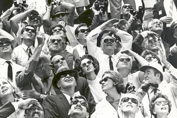Apollo 10 Crowd At Launch