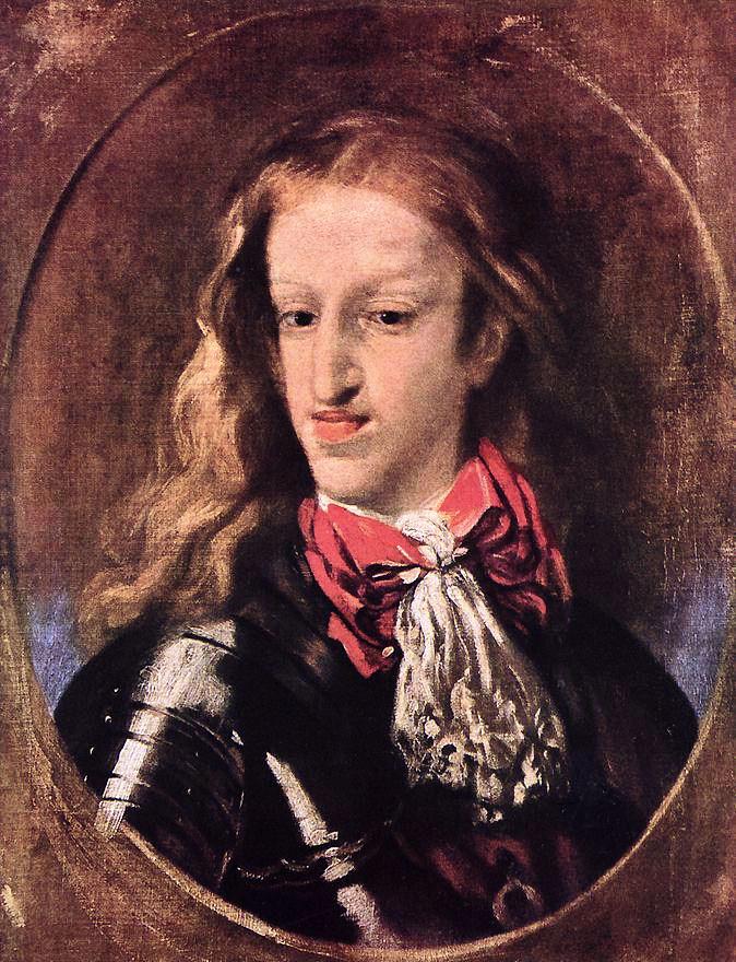 Hapsburg Charles_II_(1670-80)