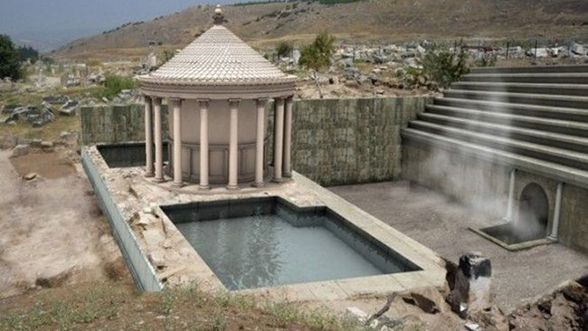 Hierapolis - Plutos Gate - Digital Reconstruction