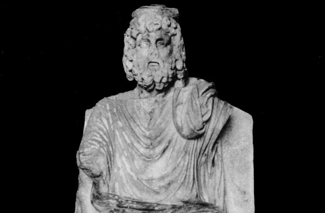Hierapolis - Plutos Gate - Hades