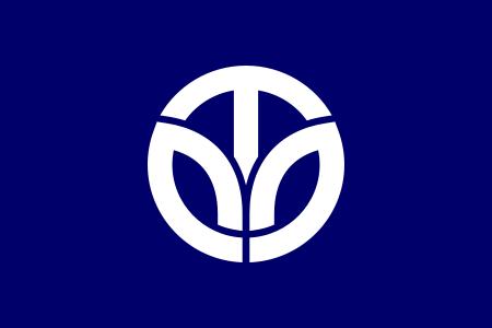 Japan Flags Fukui Prefecture
