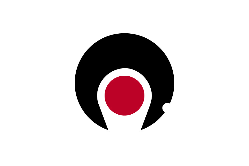 Japan Flags Kagoshima Prefecture