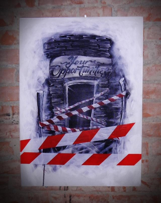 Novosibirsk - Street Art