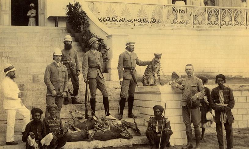 Raja Deen Dayal - 19th Century India - Grand Duke Alexander