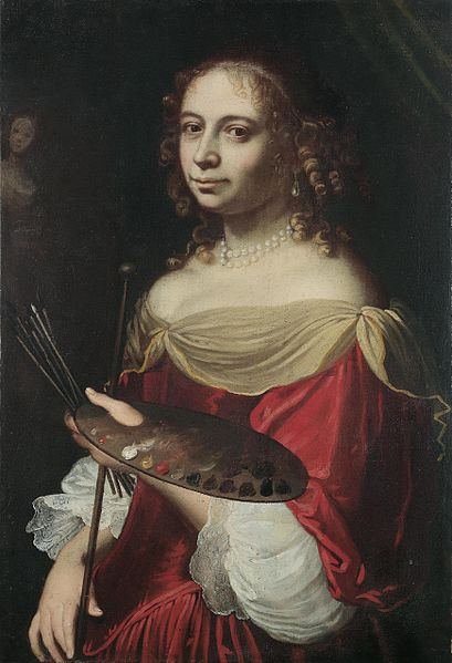 Self_portrait_of_a_female_painter_Bologna_17th_century