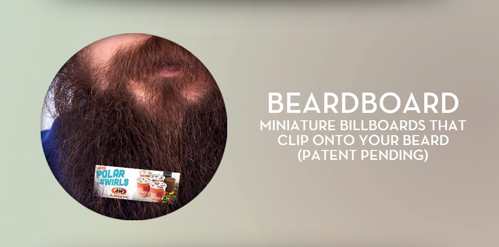 Beardvertising - Real Native Advertising - Beardboard