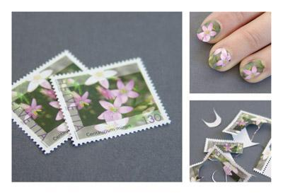 Extreme Repurposing - Stamp Nail - Parts