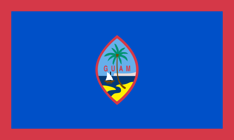 Funny Flags - Guam