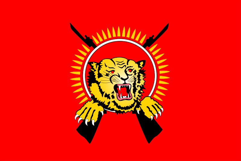 Funny Flags - Tamil Eelam