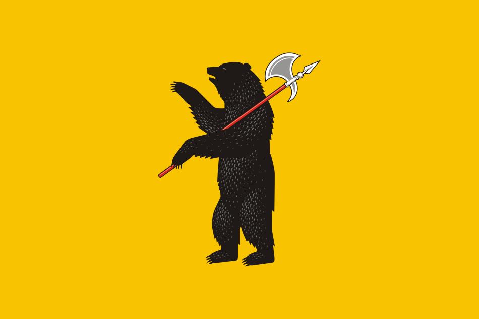 Funny Flags - Yaroslavl - Oblast - Russia