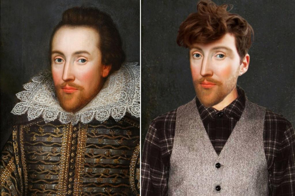 Modern Day Makeover - Shakespear