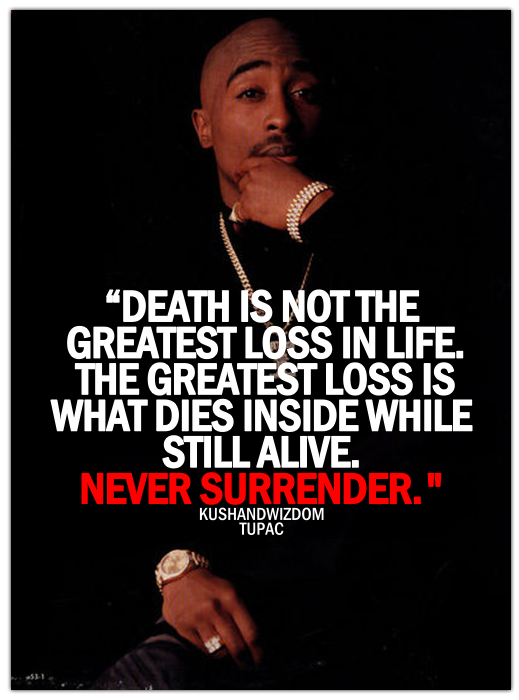 Tupac Shakur - Death Quote - Conspiracy - Illuminati