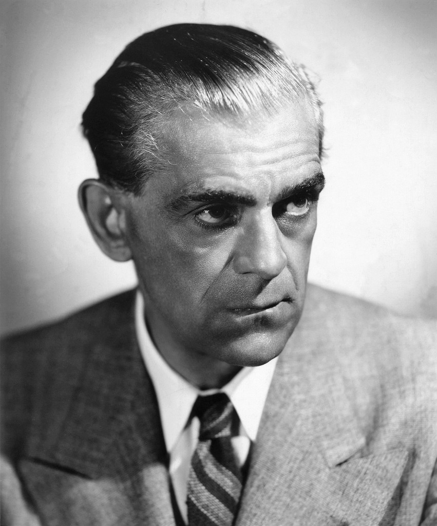 Boris Karloff The Uncanny - Horror Star