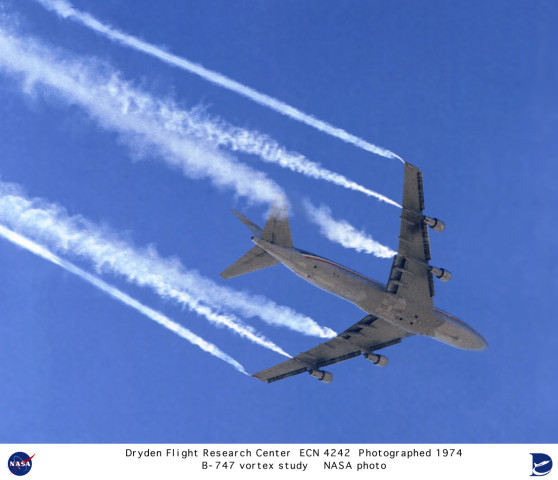 Chemtrails Evidence - NASA Vortices Study