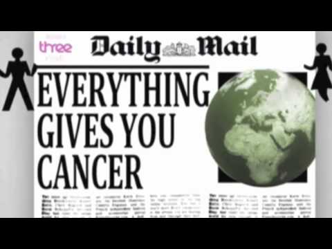 Daily Mail - Everything Gives You Cancer