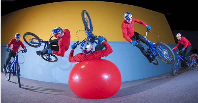 Danny MacAskill - Imaginate - Ball