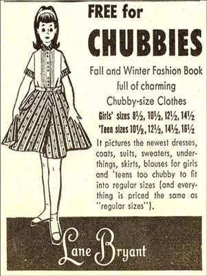 Sexist Racist Mental Vintage Adverts - Chubbies