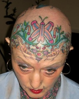 Terrible tattoo awards 2013 - dickhead