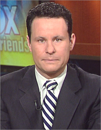 Brian Kilmeade - Fox News - Racist - Makes Titus Cry Basketball
