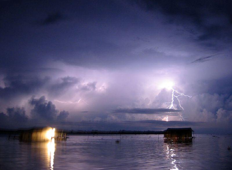 Catatumbo lightning - Venezuela