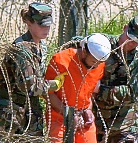 Guantanamo Bay - Inmate