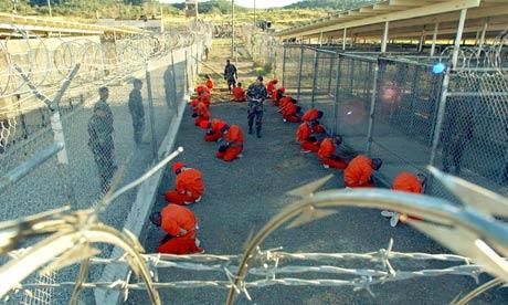 Guantanamo Bay - Inmates