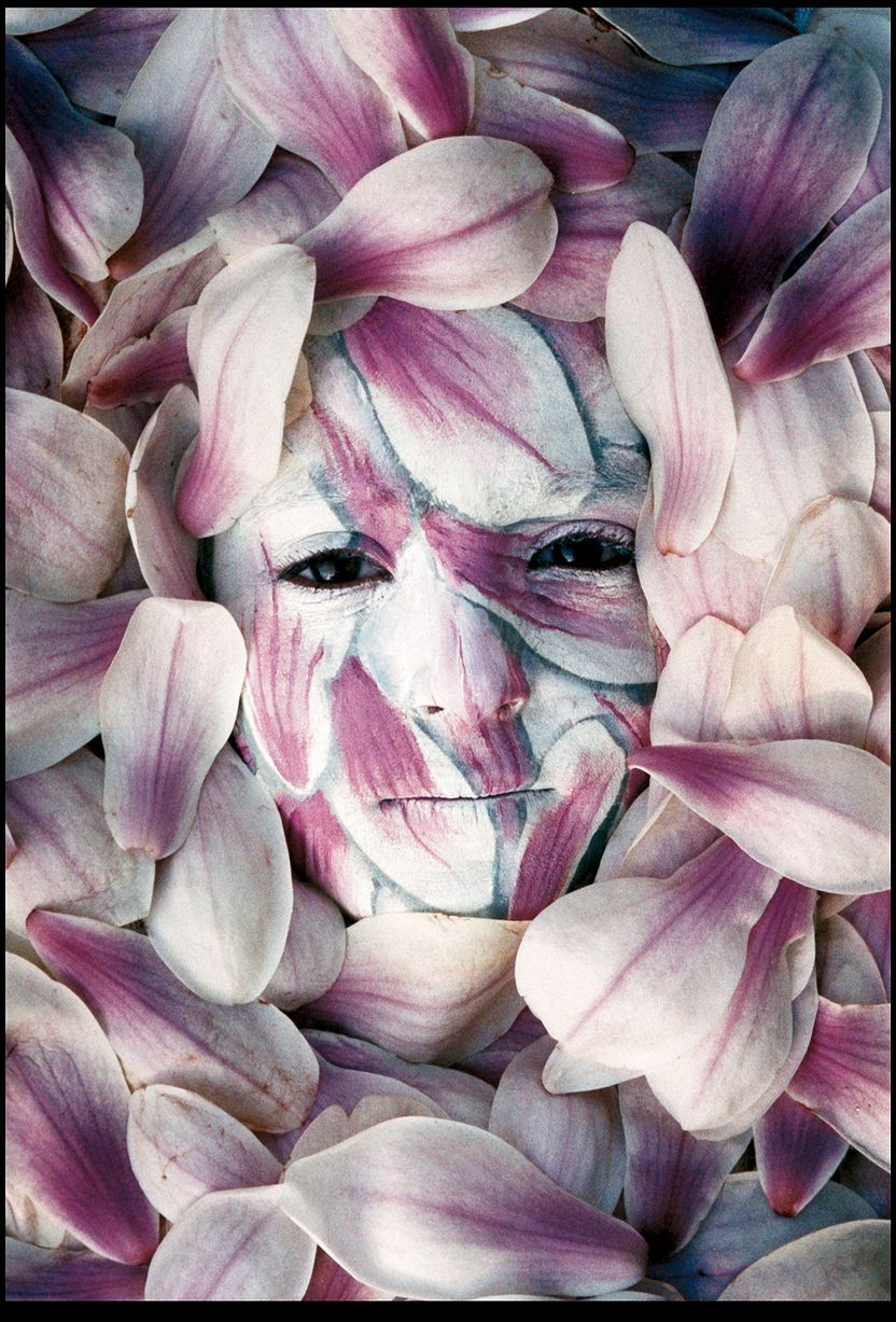 Johannes Stoetter - Body Painting Champion - Petals