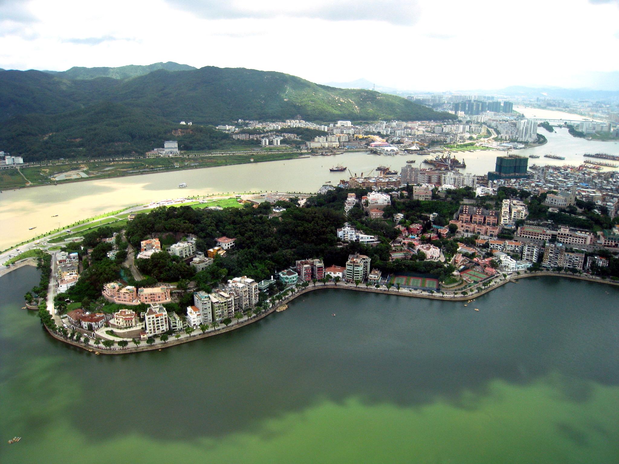 Macau Macao - Penha Hill