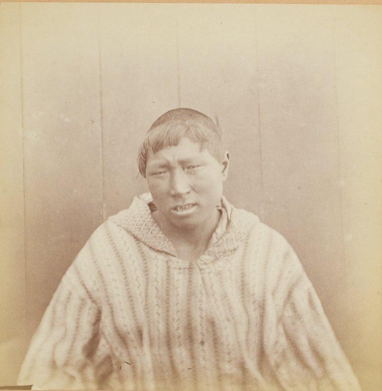 Photos of Eskimo Inuit - 1879 - Hoodie
