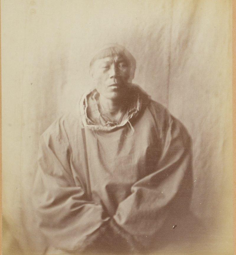 Photos of Eskimo Inuit - 1879 - Older
