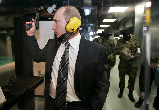 RUSSIA PUTIN GRU