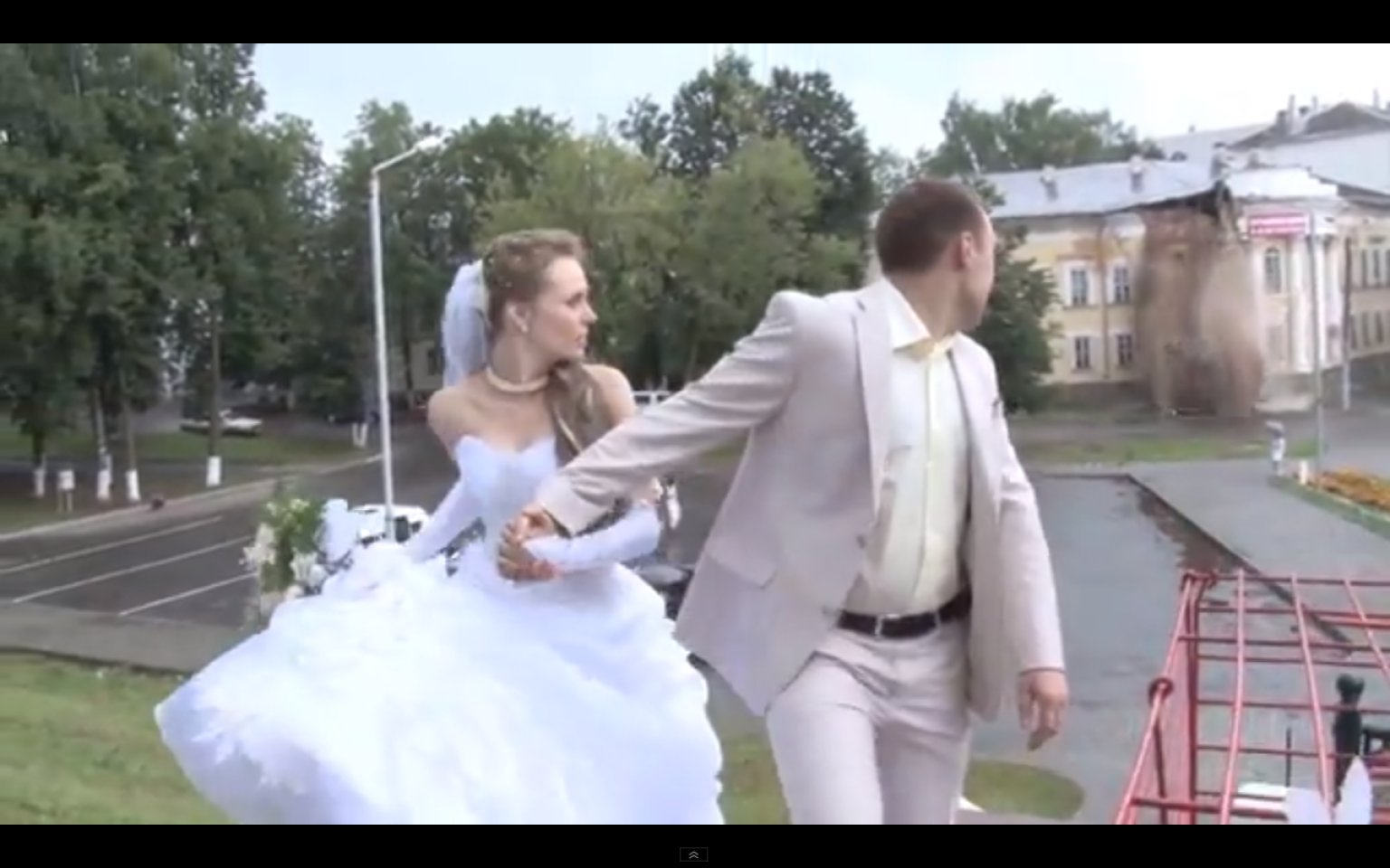 Russian Wedding Building Collaps Video Bad Omen