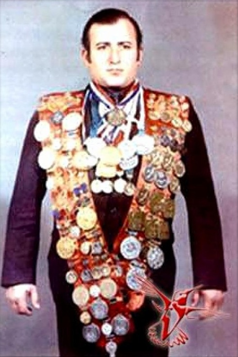Shavarsh Karapetyan - Real Life Hero - Decorated Russian Hero