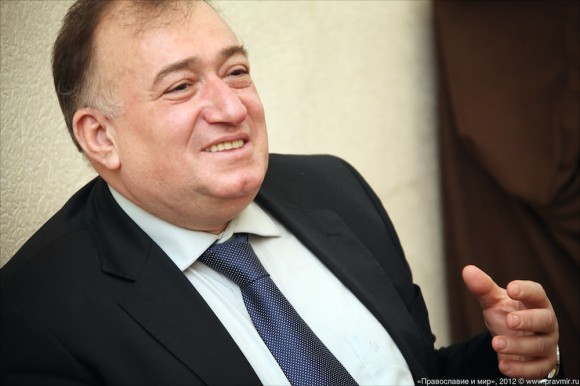 Shavarsh Karapetyan - Real Life Hero - Recent Picture