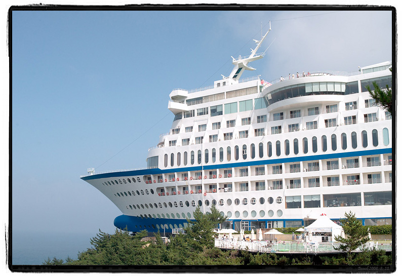 Sun Cruise Resort - South Korea - Luxury Hotel Closer up