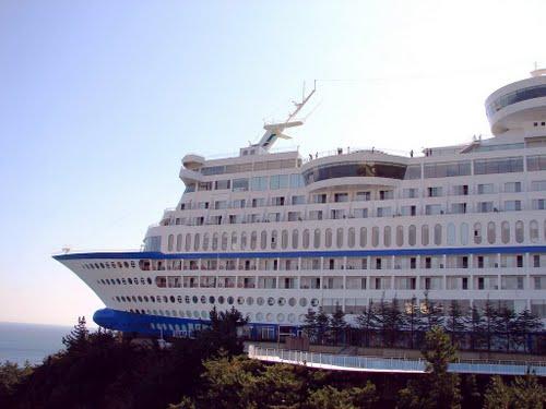 Sun Cruise Resort - South Korea - Luxury Hotel Closer