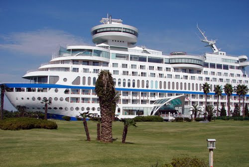 Sun Cruise Resort - South Korea - Luxury Hotel and Gardens