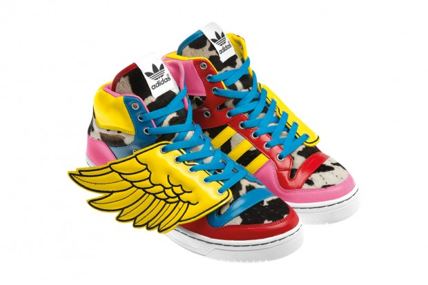 Worst Trainers Ever Made - Muticoloured Wings