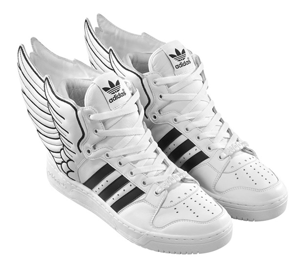 Worst Trainers Ever Made - White Wings