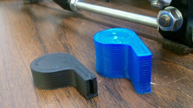 3D Printing Fails - Whistle