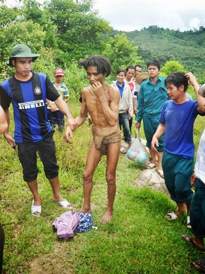Father and Son Pair FOund In Vietnam Jungle After 40 Years - Ho Van Lan