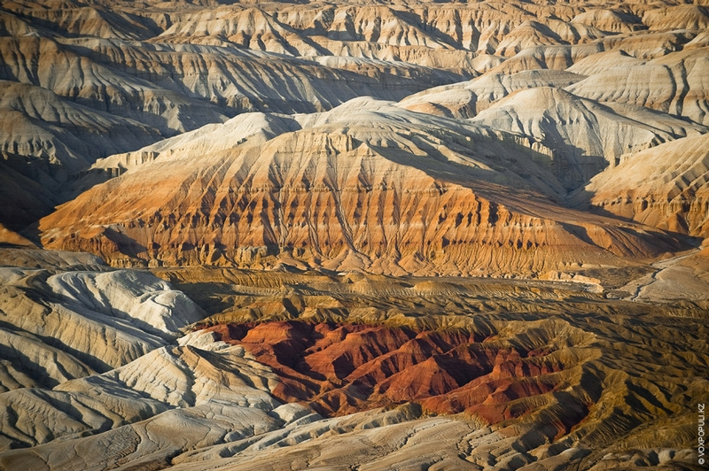 Kazakhstan Photo Collection From Helicopter - Mountains
