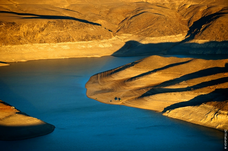 Kazakhstan Photo Collection From Helicopter - Wild Waters