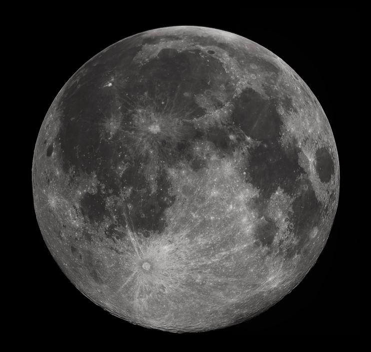 The Moon Solar Lunar