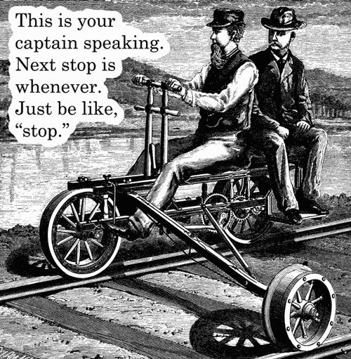 Funniest Pics Ever Best Lol- Old Railroad Funny